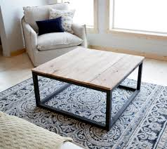 ana white industrial style coffee table as seen on diy network diy projects build industrial furniture