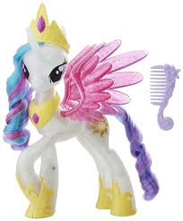 Купить <b>фигурка Hasbro My little</b> Pony Интерактивная Принцесса ...