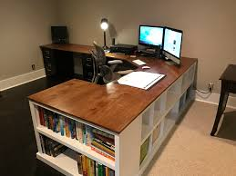 Computer Desk Cabinet 25 Best Ideas About Office Desks On Pinterest Painted Metal