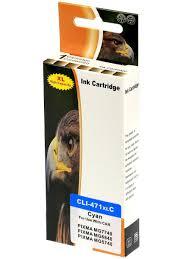 <b>Картридж</b> для <b>Canon CLI</b>-<b>471C</b> XL Голубой повышенной емкости ...