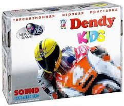 Купить Dendy Kids в Москве: цена <b>игровой приставки Dendy Kids</b> ...