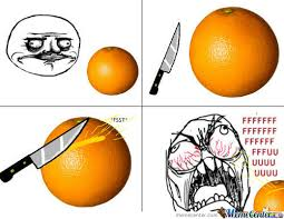 Annoying Orange Memes. Best Collection of Funny Annoying Orange ... via Relatably.com