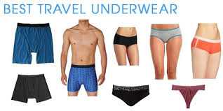 Best Travel Underwear - Top Rated <b>Men's and Women's</b> Travel ...