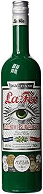 La <b>Fee</b> Parisienne Absinthe Plus Serving Spoon, 70cl: Amazon.co ...