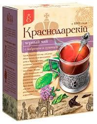 <b>Чай черный Краснодарский с</b> чабрецом и душицей — купить по ...