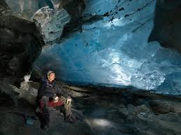 <b>Blue</b>-<b>ice</b> caves | Hiking | Jostedal | Norway