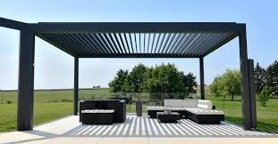living pod e outdoor living pod and windblocker roller blinds