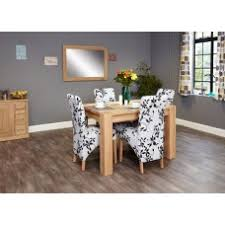 aston oak furniture 4 seater dining table fabric chair baumhaus aston oak coffee table