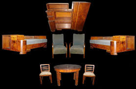 art deco furniture design art deco living room furniture with amazing modern home design with foxy art deco style rosewood secretaire 494335