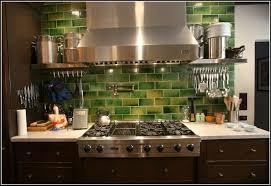 green glass tiles ideas