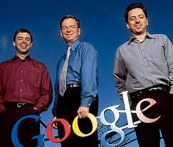 Znalezione obrazy dla zapytania Sergey Brin i Larry Page