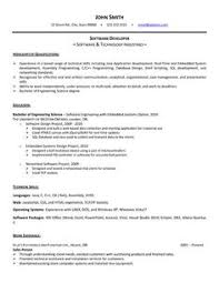Click Here to Download this Software Developer Resume Template  http   www  Pinterest