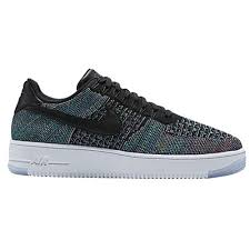 nike air force 1 ultra flyknit low mens black multicolor cherry air force 1
