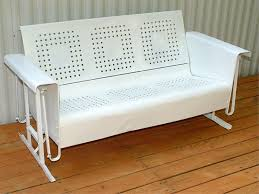 1000 Ideas About Metal Patio Furniture On Pinterest  Chairs Porch Glider And Furniture Makeover