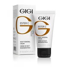 <b>GIGI</b> ESTER C Skin Night Renewal Сream / <b>Крем</b> ночной ...