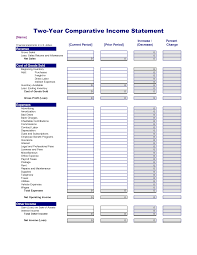 best photos of personal income statement template excel personal comparative income statement template