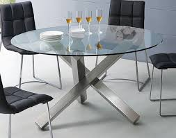 glass dining tables unique table