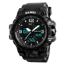 SKMEI <b>Men</b> Sport Digital Watch with Chronograph <b>Double</b> Time ...