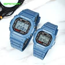 <b>SANDA</b> Sports LED Electronic Digital <b>Watch</b> Waterproof <b>Men Watch</b> ...