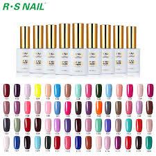 <b>RS NAIL 15ML UV</b> Gel Soak Off Gel Polish LED UV Lamp Quick Dry ...