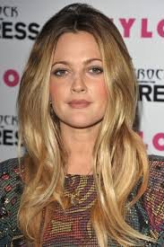 Drew Barrymore: Honey hair - drew-barrymore-honey-hair-26653_w1000
