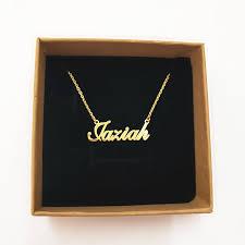 <b>Custom Name Necklace</b> Women <b>Personalized</b> Names <b>Customized</b> ...