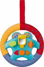 Развивающая игрушка <b>Happy</b> baby <b>Руль Rudder</b> музыкальная ...