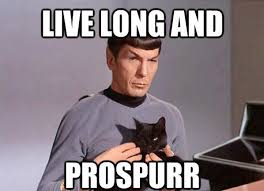 A purr-fect meme. | Star Trek | Pinterest | Meme via Relatably.com