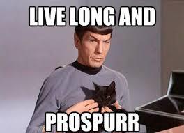 A purr-fect meme. | Star Trek | Pinterest | Meme via Relatably.com