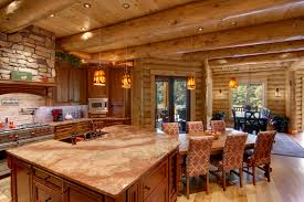 Log Dining Room Tables Superior Neat Dining Room Table And Wonderful Contemporary Home