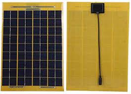 <b>10W 18V Solar Panels</b> Charger Portable Power <b>Solar Panel</b> Battery ...
