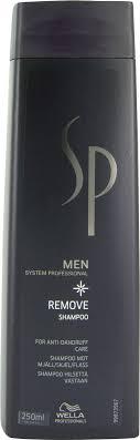 <b>Wella SP Шампунь против</b> перхоти Men Removing Shampoo, 250 мл