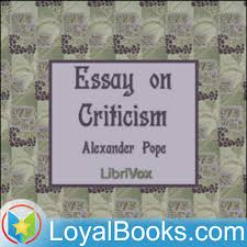 top page audio books ebooks books in mp mary antin an essay on criticism by alexander pope