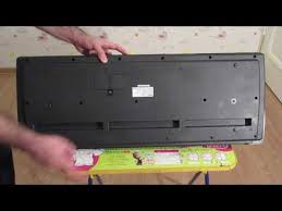 Видеобзор от покупателя на <b>Синтезатор TESLER KB-6130</b>
