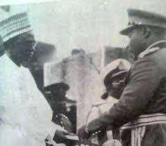 Image result for obasanjo shehu shagari