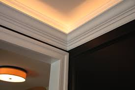 crown moulding lighting crown molding with accent lighting bampm office desk desk office
