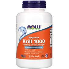 Now <b>Neptune Krill</b> Oil Softgels, <b>1000</b> Mg, 120 Ct - Walmart.com ...