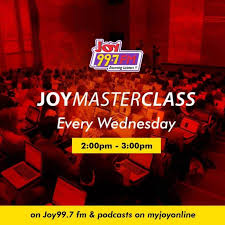 Joy Masterclass