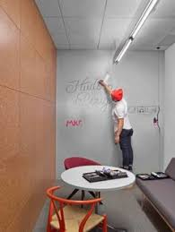 hudson rouge office office space office design office interiors baya park company office design