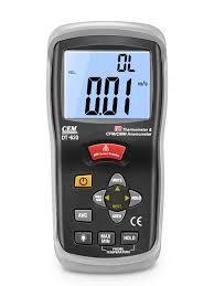 Измеритель скорости воздуха и температуры <b>CEM DT</b>-<b>618</b>