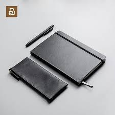 Youpin kinbor <b>business suit pen notebook</b> Bookmarks Pencil case ...