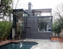 Glass Wall House   Modern House Designs   Page Glass House Additions   historic house renovation