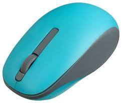 Купить Беспроводная <b>мышь Perfeo Funny</b> голубой по низкой цене ...