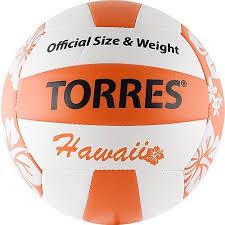 <b>Мяч волейбольный Torres</b> Hawaii в Набережных Челнах ...