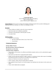 examples of resumes basic sample resume format pdf ideas 89 exciting example of a simple resume examples resumes