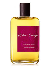 <b>Ambre Nue</b> Atelier <b>Cologne</b> аромат — аромат для мужчин и ...