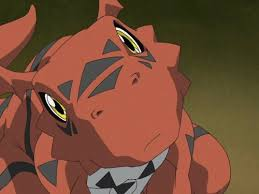 Image result for digimon guilmon