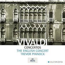 <b>Vivaldi</b>: Concertos by The English Concert and <b>Trevor Pinnock</b> on ...