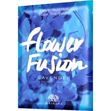 <b>Origins Flower Fusion Lavender</b> Soothing Sheet Mask | Skincare ...