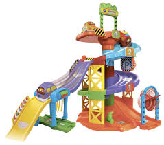 Парковка игрушечная VTech Бип-Бип: <b>Парковочная станция</b> 80 ...